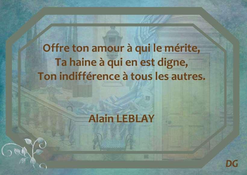 Alain LEBLAY